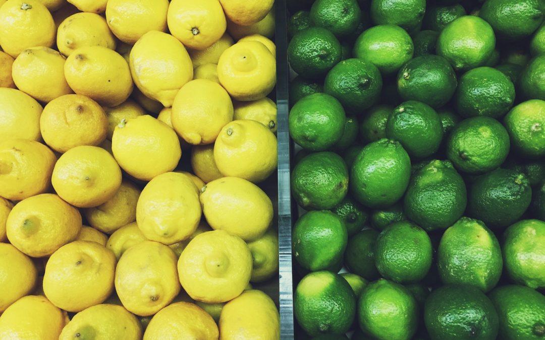 Lemon-Lime Sports Drink